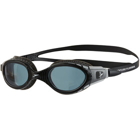 speedo Futura Biofuse Flexiseal Goggle Cool Grey/Black/Smoke